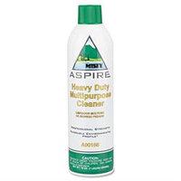Misty AEPA0016620 Aspire Heavy-Duty Multipurpose Cleaner, 16 Oz. Aerosol Can