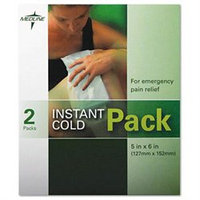 Medlne Up & Up Instant Cold Pack - 2 Pack