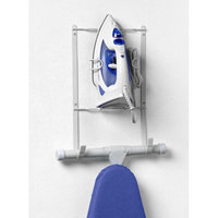 Spectrum Diversified Wall Mount Iron and Ironing Board Holder