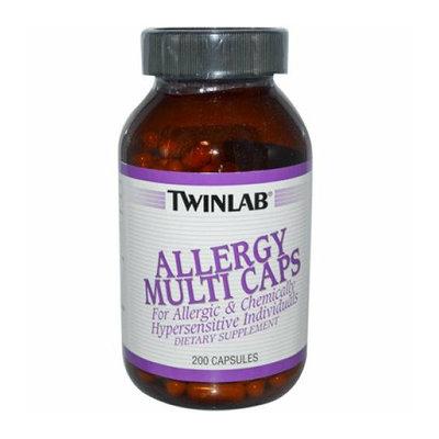 Twinlab Allergy Multi Caps 200 Capsules