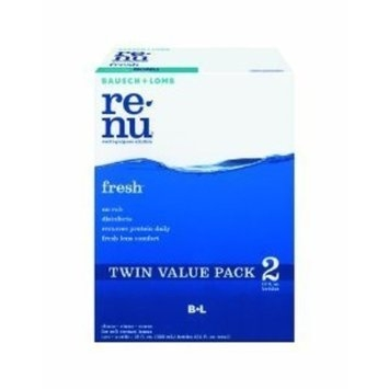Bausch & Lomb Re-nu Sensitive Multi Pack Free Lens Case 12floz and 4 oz Bottle