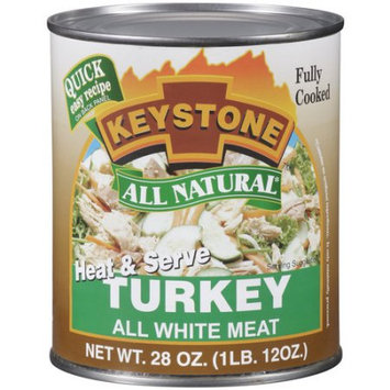 Keystone Meats Keystone All Natural Heat & Serve Turkey, 28 oz