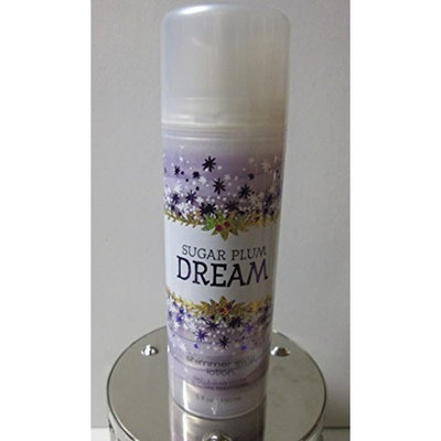 Bath & Body Works Bath and Body Works Sugar Plum Dream Shimmer Swirl Lotion