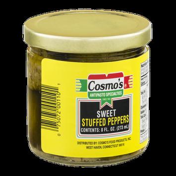 Cosmo's Sweet Stuffed Peppers