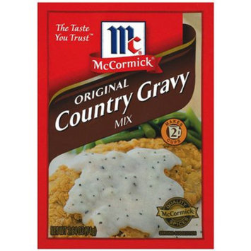 McCormick Original Country Gravy Mix 2.64-oz.