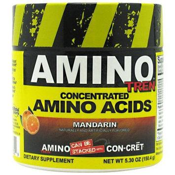 Concret Con-Cret, Amino Tren Mandarin 32 Servings