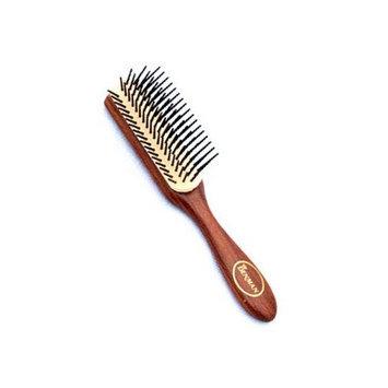 Denman Pocket Styler Wood Hair Brush D14