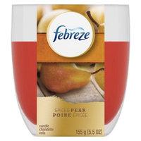 Febreze Candle - Spiced Pear (5.5oz)