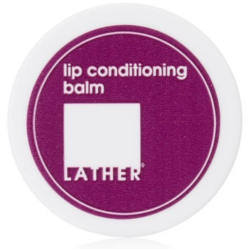 Lather HER Lip Conditioning Balm, .25-Ounce Jar