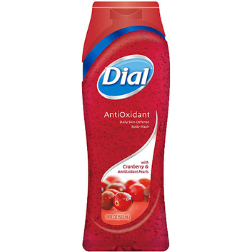 Dial Antioxidant Daily Skin Defense Body Wash
