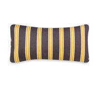 Glenna Jean Melrose Rectangular Striped Pillow