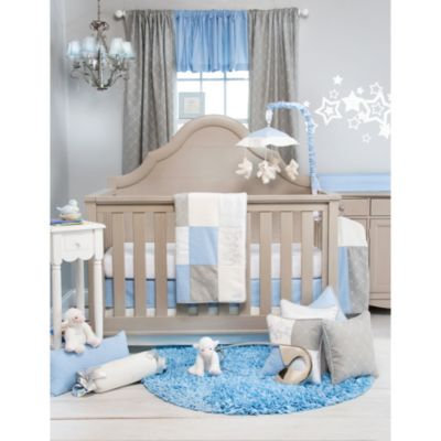 Glenna Jean Starlight 3-Piece Crib Bedding Set