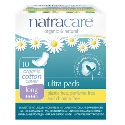 Natracare Natural Ultra Pads with Wings