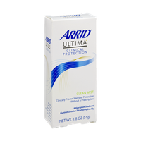 Arrid Ultima Clinical Protection Clean Mist Antiperspirant Deodorant
