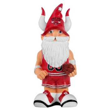 Forever Collectibles Chicago Bulls Thematic Gnome
