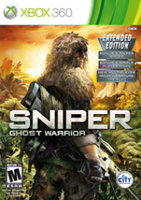City Interactive Sniper Ghost Warrior Steelbook Extended Edition