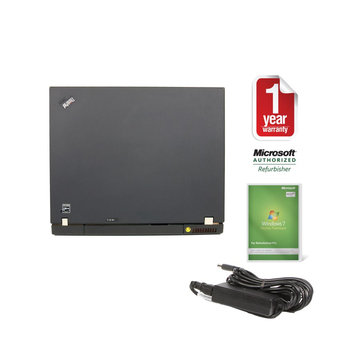 Joy Systems, Inc Lenovo Lenovo T61 Refurbished ThinkPad Laptop C2D 2.0/2048/100/DVDRW/14