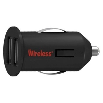 Just Wireless Mobile Phone Battery Charger - Black (03464)