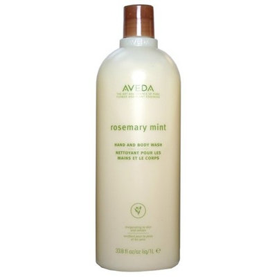 Aveda Rosemary Mint Hand And Body Wash 33.8 oz