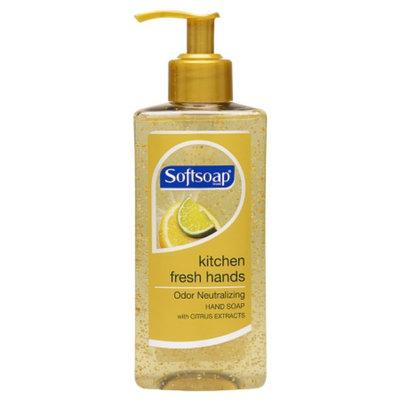 Softsoap Kitchen Citrus Liquid Hand Soap - 10 oz