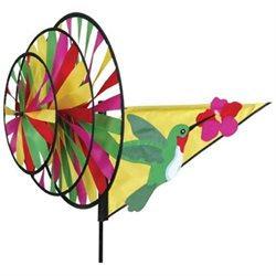 Premier Designs PD22106 Hummingbird Triple Wind Spinner