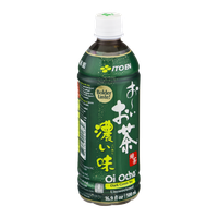 Ito En Oi Ocha Dark Green Tea Unsweetened