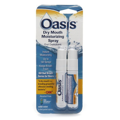 Oasis Dry Mouth Moisturizing Spray