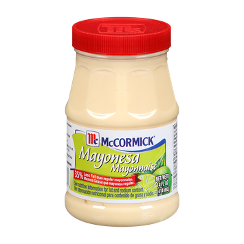 McCormick® Reduced Fat Mayonesa