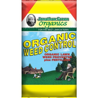 Jonathan Green 11585 Organic Weed Control Plus Fertilizer, 50-Pound
