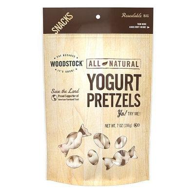 Woodstock Farms Woodstock Yogurt Pretzels 8 oz. (Pack of 8)