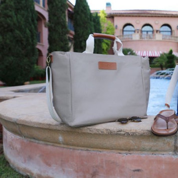 Picnic Pack Usa Insulated Cooler Tote Color: Beige
