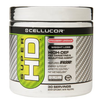 Cellucor SuperHD-SL-v1.0 Strawberry Lemonade