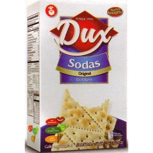 Noel Dux Sodas Crackers 8.25 oz