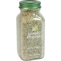 Simply Organic Certified Organic Garlic Pepper