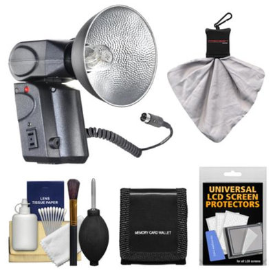 Quantum Qflash Model T5d-R Flash with Cleaning Accessory Kit