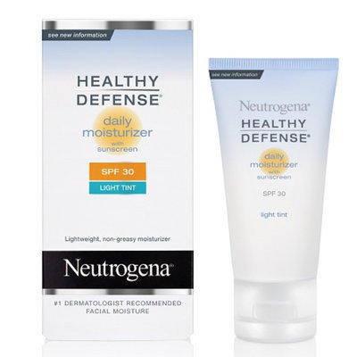 Neutrogena Healthy Defense Daily Moisturizer SPF 30