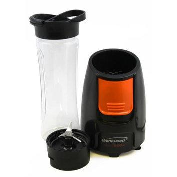 Brentwood Blend-To-Go Personal Blender - Orange