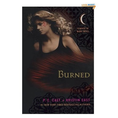Burned: A House of Night Novel (House of Night Novels)