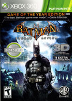 Eidos Interactive Batman  Arkham Asylum Game of The Year Edition 3D