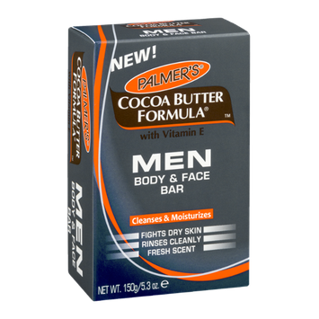 Palmer's Cocoa Butter Formula with Vitamin E Men Body & Face Bar