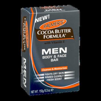 Palmer's Cocoa Butter Formula with Vitamin E Men Body & Face Bar