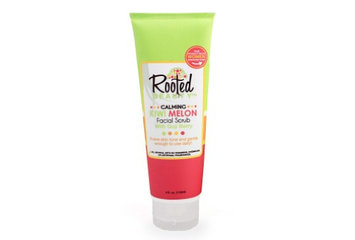 Rooted Beauty Facial Scrub Calming Kiwi Melon with Goji Berry - 4 Fl Oz
