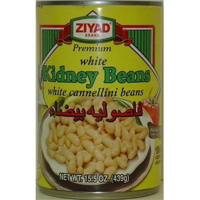 Ziyad Bean Cannelini -Pack of 6
