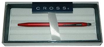Cross Pens Cross Century Click Matte Red Rolling Gel Ink Ballpoint Pen