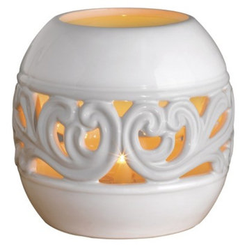 Westinghouse Wax Free Warmer Set-2 Extra Fragrance Disks included - White Deluxe
