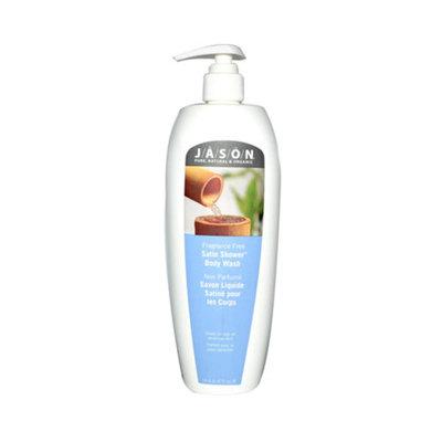 Jason Natural Cosmetics Satin Shower Body Wash Fragrance Free