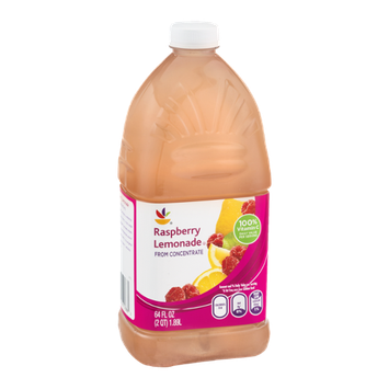 Ahold Raspberry Lemonade