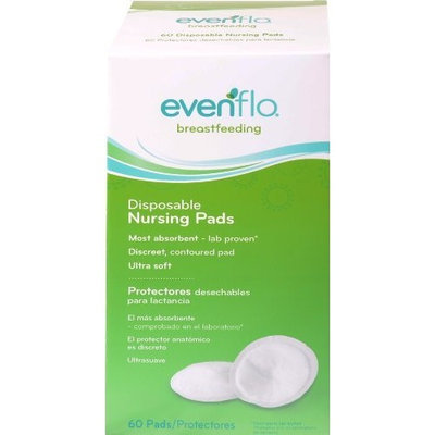 Evenflo 60 Count Nursing Pads (Discontinued by Manufacturer)