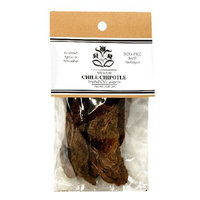 India Tree Chile Chipotle, 1 oz (Pack of 4)