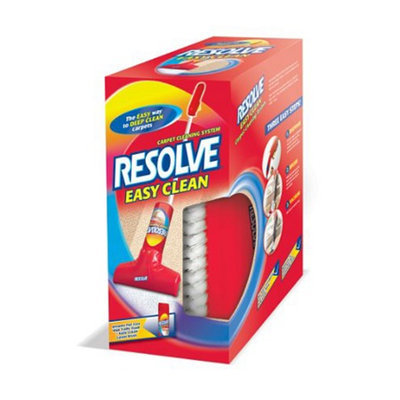 Resolve Easy Clean - Carpet Cleaning System